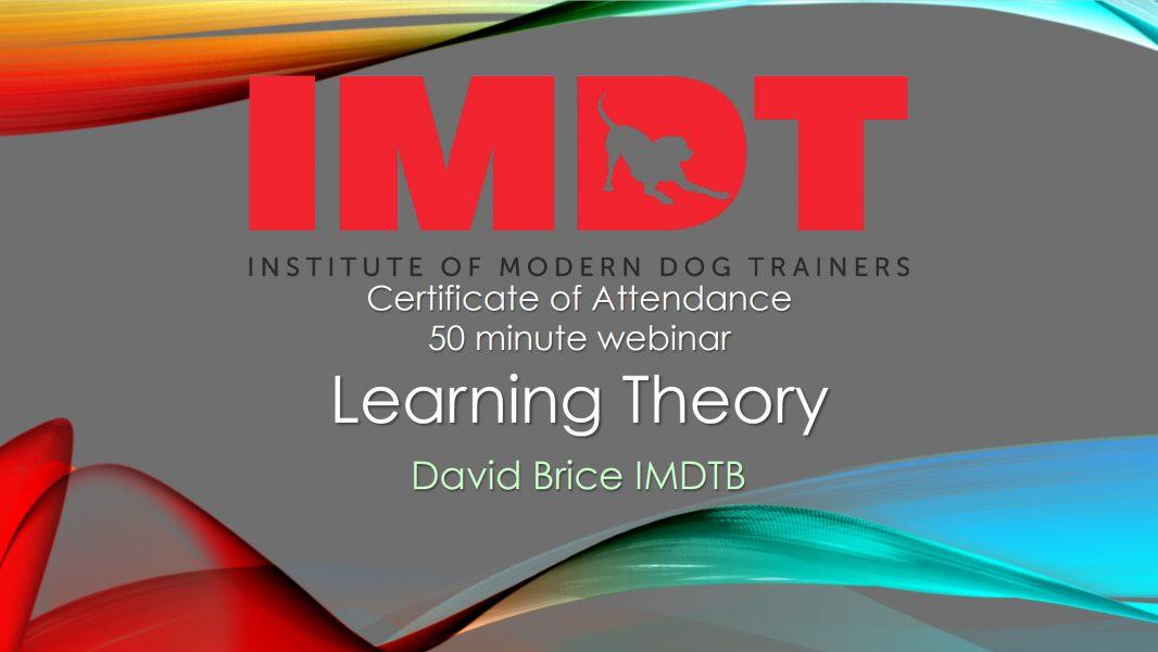 IMDT-theory-webinar-cert